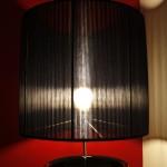 PIANTANA CON LAMPADA  A RISPARMIO ENERGETICO