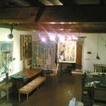 Illuminazione studio artistico