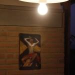 LANTERNA CON LAMPADA A RISPARMIO ENERGETICO