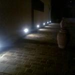 FARETTI INCASSO CON LAMP. RISPARMIO ENERGETICO